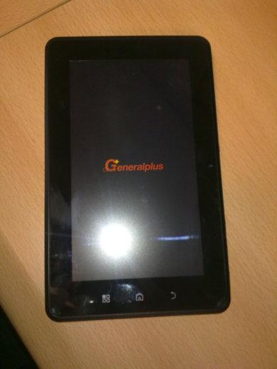 GP3300A Tablet DemoKit