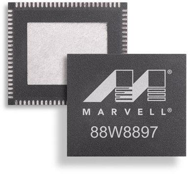 Marvell Avastar 88W8897: Wifi 802 11ac, NFC and Bluetooth 4 0 Chip
