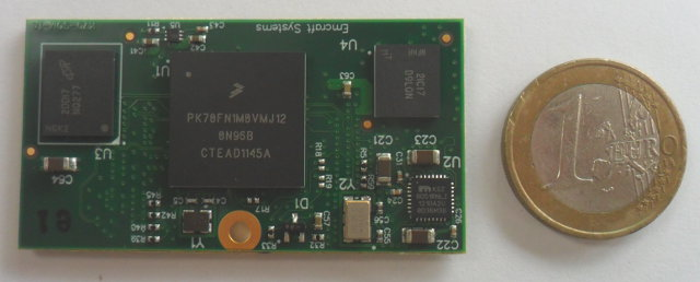 Freescale K70 System on Module
