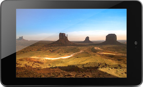 Android 4.1 Jelly Bean Tablet