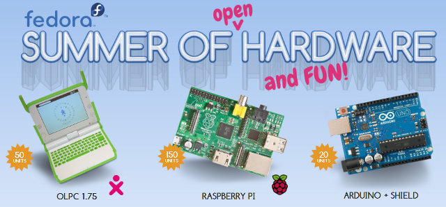 Free Raspberry Pi, OLPC and Arduino