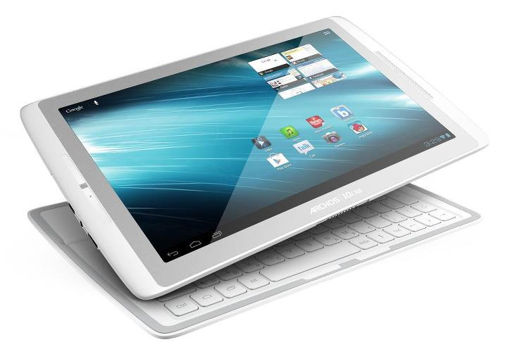 Texas Instruments OMAP 4470 Android Tablet