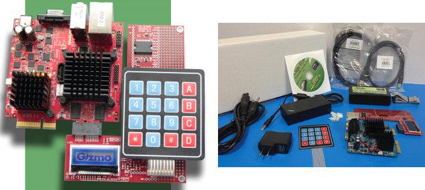 AMG G-Series Low Cost Development Platform