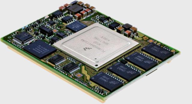 Freescale i.MX6 Solo, Dual and Quad SoM