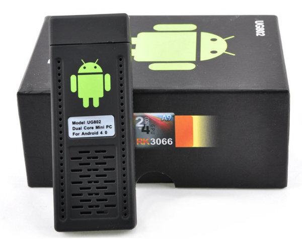 Rockchip RK3066 mini PC