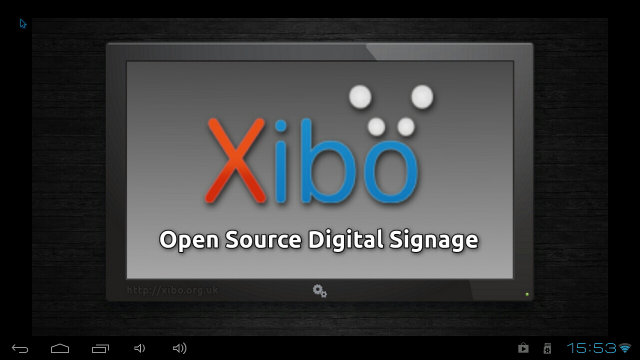 Digital Signage Player for ARM Android Devices