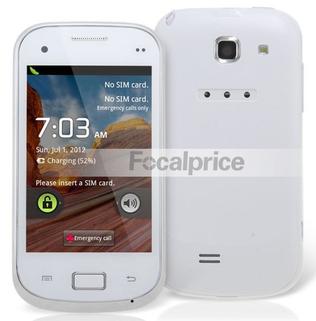mini Galaxy S3 clone