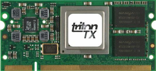 TRITONTX6Q SoM
