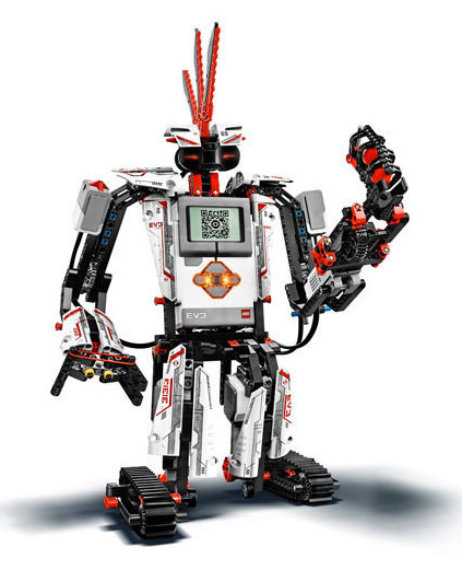 Lego Mindstorms EV3 Hackable Robots Run Linux
