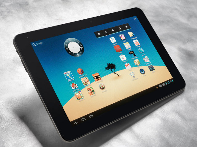 Ingenic JZ4780 Tablet