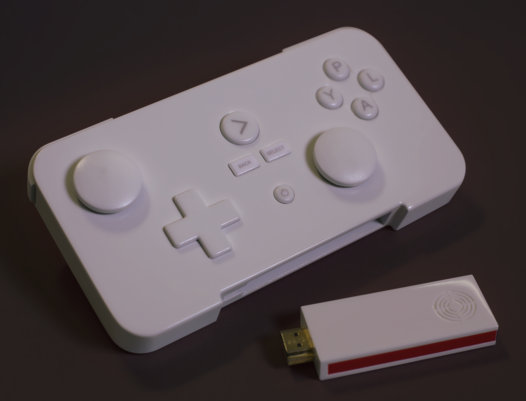 GameStick HDMI TV Dongle + Wireless Controller