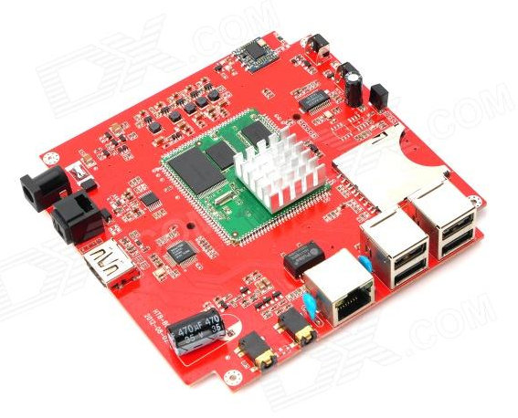 "Telechips TCC8925 ""Development"" Board"