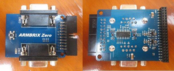 ARMBRIX Zero Debug Board