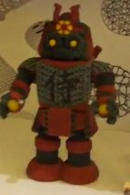 Cubify_3D_Printed_Samurai_Full_Color