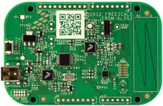 Freescale Freedom Board FRDM-KL05Z