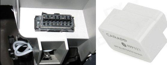 OBD2 Connector CARAPP_APP327