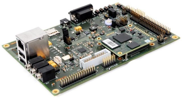 Phytec Open Board-AM335x