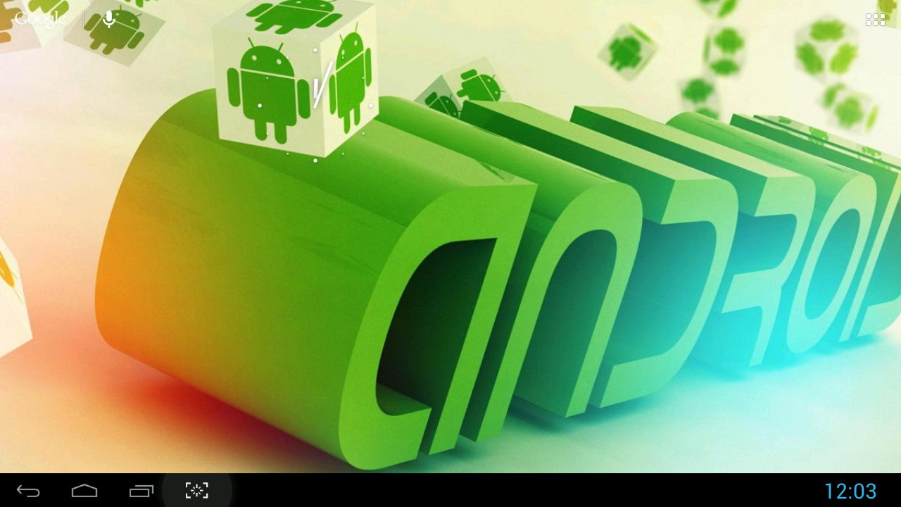 Launcher Theme (Click to Enlarge)