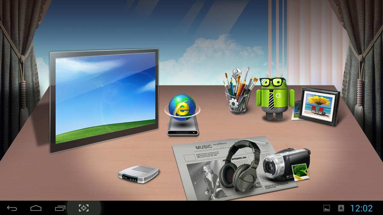 MainScreenTheme Theme (Click to Enlarge)