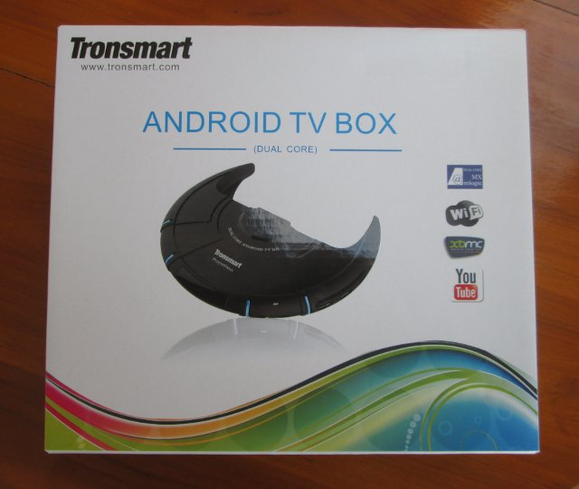 Tronsmart Promotheus Package