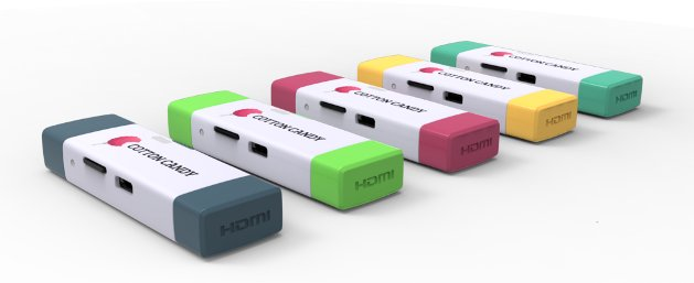 FXI Tech Cotton Candy
