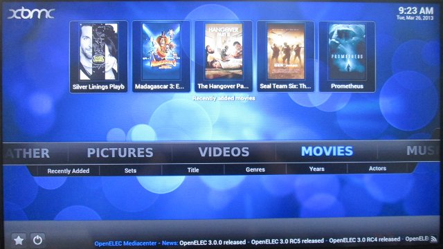 Openelec raspberry pi 2 download image