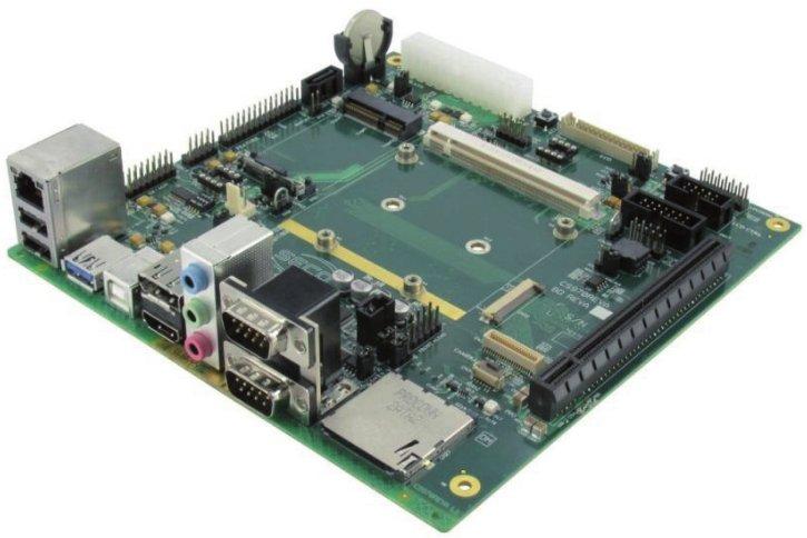 Seco mITX GPU Devkit