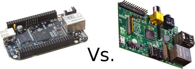 BeagleBone Black vs Raspberry Pi