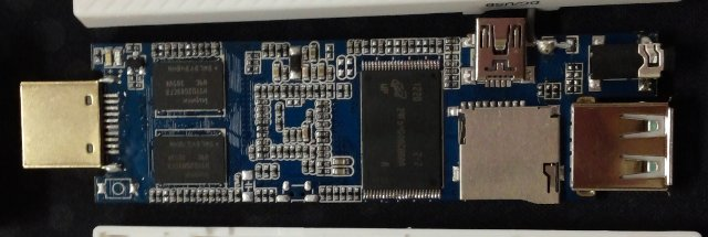 Cloudsto A20 Media Stick PCB (Click to Enlarge)