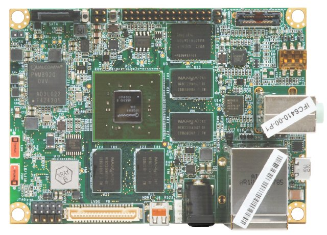 IFC6410 Single Board Computer (Click to Enlarge)