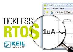 Keil_RTX_RTOS_Tickless