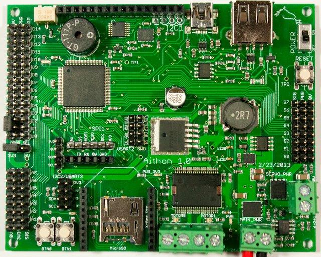 Aithon_Motor_Control_Board