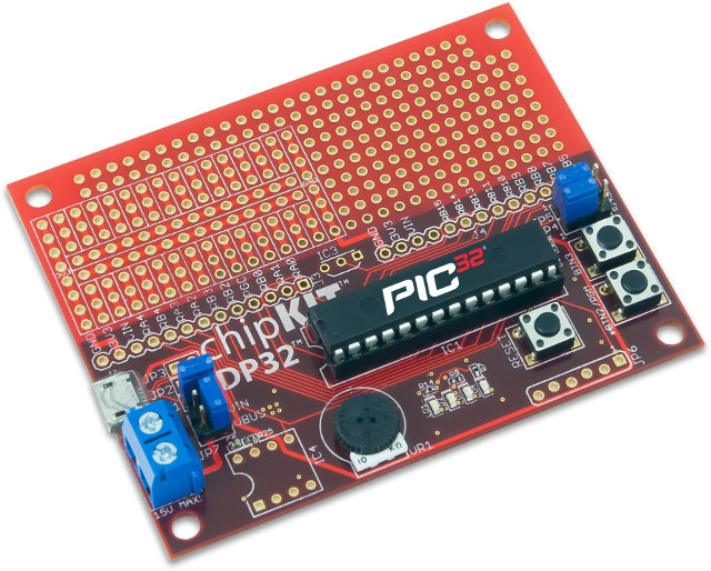 Digilent chipKIT DP32