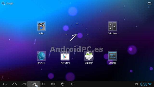 QC802_Home_Screen