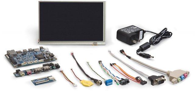 VIA VAB-600 Starter Kit (Click to Enlarge)