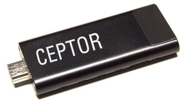 ceptor