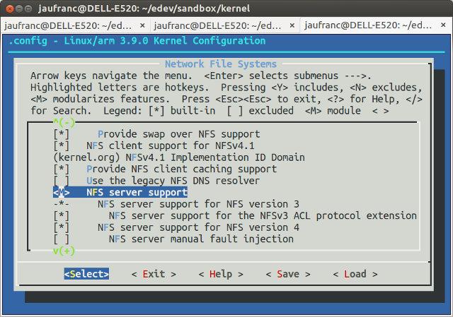 make_menuconfig_nfs_server