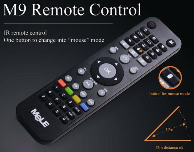Mele_M9_Remote