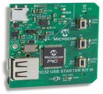 PIC32 USB Starter Kit III