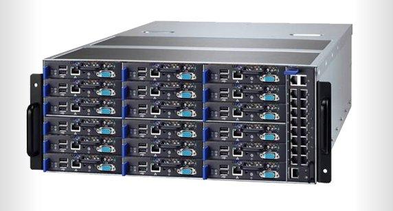 Mitac 7-Star ARMv8 Server