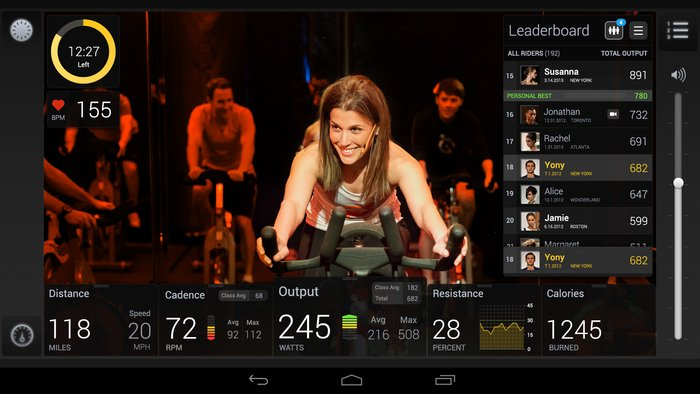 Peloton_Training_Classes_Interface
