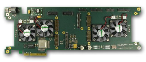 ADC-XMC-II Carrier Board