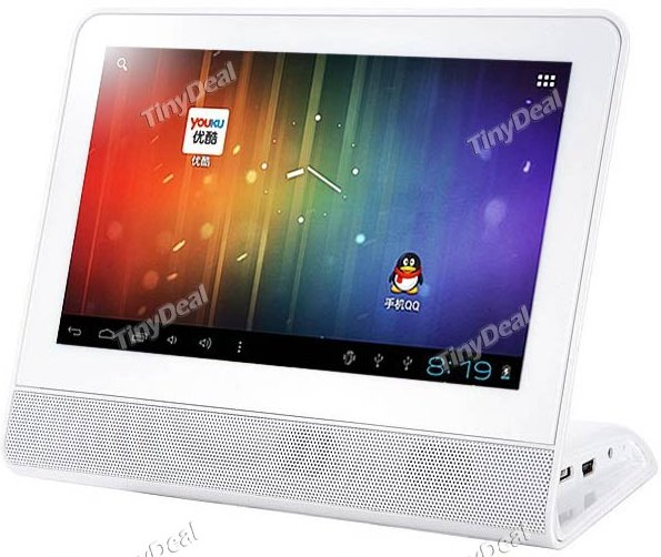 Android Tablet with Stand