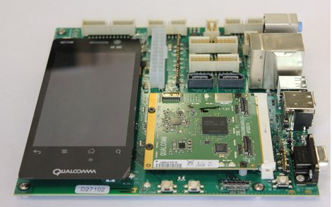 Intrinsyc Qualcomm Snapdragon 800 Development Board