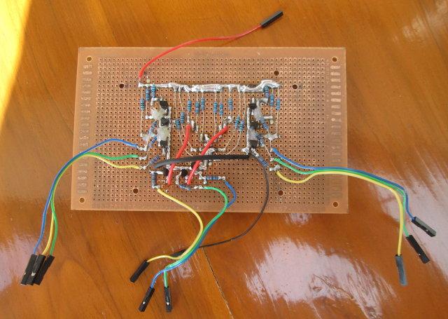 diy stripboard veroboard enclosure for raspberry pi part 2 rh cnx software com