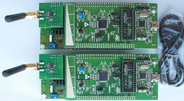 STEVAL-IDB001V1Bluetooth low energy development kit based on STBLC0