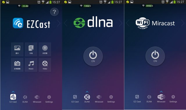 EZCast Android Screenshots