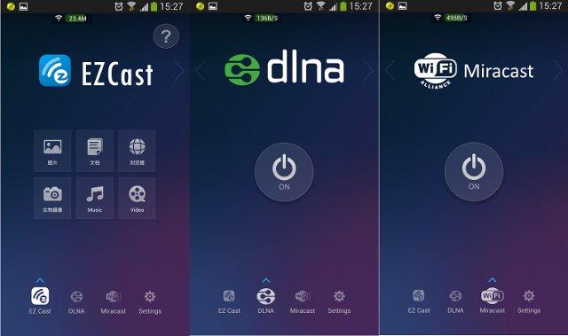 Ezcast Is A Wi Fi Display Solution Miracast Dlna Etc