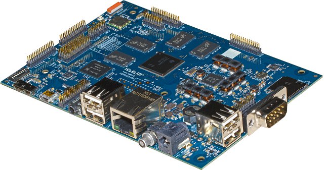 IGEPv5 Board (Click to Enlarge)