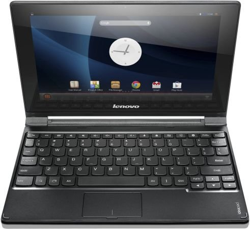 Lenovo A10 Android Laptop is Powered by Rockchip RK3188